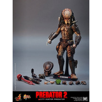 Predator 2 Movie City Hunter 2012 Hot Toys Hm4
