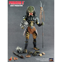 Lost Predators Sideshow Alien 1/6 Hot Toys