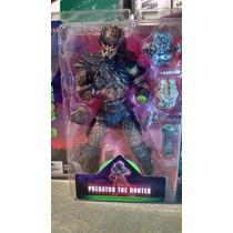 Mcfarlane Predator The Hunter Movie Maniacs Exclusivo C10