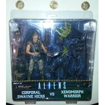 Corporal Dwayne Hicks Vs Alien Xenomorp Warrior, Neca