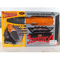 Thunderbirs Vehiculos De Rescate Taladro Retroescabador Mole