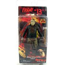 Neca Friday The 13th Jason Voorhees Battle Damaged
