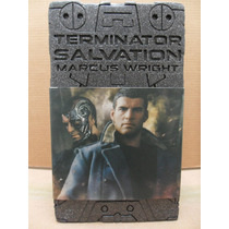 Hot Toys Terminator Salvation Marcus 1/6 Nuevo