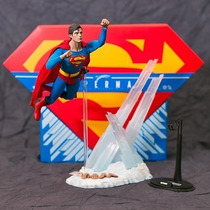 Hot Toys Superman Christopher Reeve Nuevo Con Caja Cafe