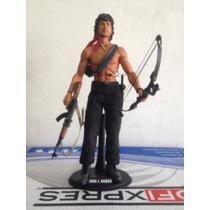 Hot Toys Rambo 2 Si Caja