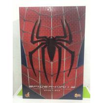 Hot Toys Spider-man 3 Vercion Roja Hormbre Araña Escala 1/6