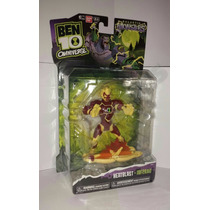 Ben 10 Omniverse Heatblast Inferno 15cm Galactic Monsters