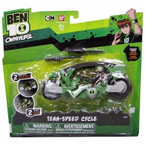 Ben 10 Omniverse Tenn Speed Cycle