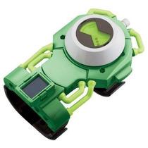 Juguete Ben 10 Omnitrix Verde