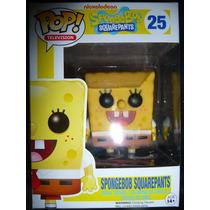 Spongebob Square Pants Bob Esponja Funko Pop