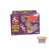 Vehiculo Ghostbusters Air Sickness (1986), Nuevo En Caja!!