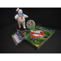 Ghostbusters 1 Y 2 Limited Edition Gift Set Cazafantasmas