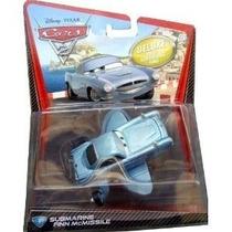 Juguete Vehiculo De Colección Cars-2 Azul
