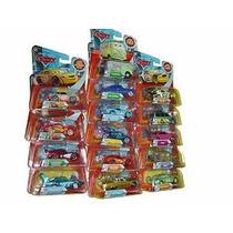 Pelicula Disney Cars Look My Eyes Change Serie 3