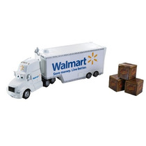Cars Camion Walmart / Rayo Mc Queen Nuevo