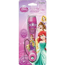 De Energizer Chica Disney Princess Linterna Led Rosa
