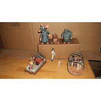 Disney Ratatouille Y Personajes *precio Por Lote*
