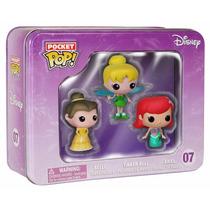 Disney Princesas 3 Pack Mini Pop!
