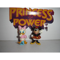Daisy Y Minnie Mickey Muose Disney Mcdonalds