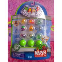Marvel Squinkies Figuras Miniatura Serie 2