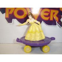 Bella La Bella Y La Bestia Disney Princesas Mcdonalds Disney