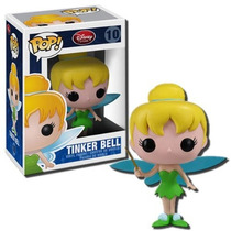 Tinker Bell Campanita Funko Pop Disney Envoltura Pop Regalo