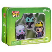 Disney Villanas 3 Pack Mini Pop!