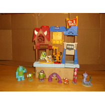 Disney Monster Inc #3 Precio X Lote
