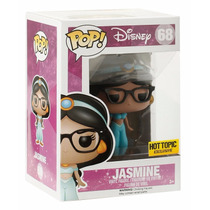 Funko Pop! Jasmine Disney Princess ( Hot Topic Exclusive )