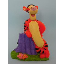 Alcancia Vintage Tigger Disney Winnie Pooh Drecuerdo