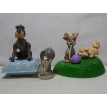 Figuras Coleccionables Disney La Dama Y El Vagabundo