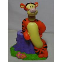 Alcancía Coleccionable De Tigger Disney Winnie Pooh