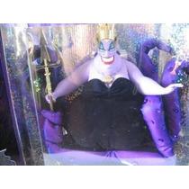 Disney La Sirenita Bruja Del Mar Ursula Doll - Edición Limit