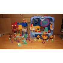 Disney Imaginext Monster Inc *precio Por Lote + Regalo*