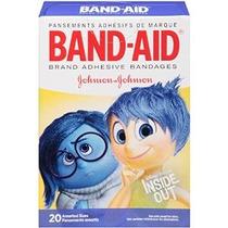 Curita Disney-pixar Inside Out Surtido Adhesiva Vendas 20 Co