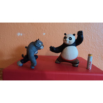 Kung Fu Panda *precio X Las 2 Figuras*