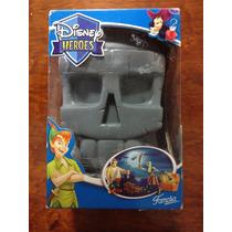 Figuras Disney Heroes Peter Pan Y Piratas Del Capitán Garfio