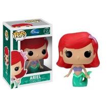 Funko Pop Disney Serie 3: Figura Ariel Sirenita Vinilo