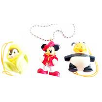 Set Strap Winnie Pooh & Dale & Mickey Mouse Disney Y1102 9