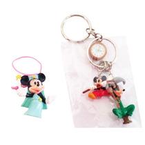 Strap Mimi Y Llavero Mickey Mouse Y Pluto De Disney Y1269 1