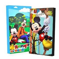 Mickey Mouse 2 Piezas Wall Art