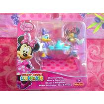 Disney Mimi Mouse Y Daisy Set De Figuras