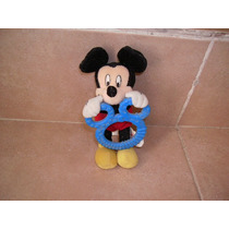 Mickey Mouse Con Logo