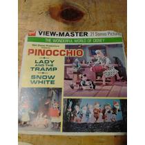 View Máster De Pinocho De Disney