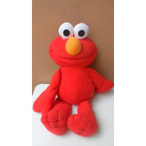 Peluche Elmo Grande 68 Cms Habla