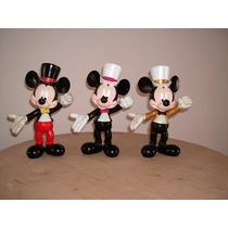 Mickey Mouse Con Frac Lote De 3 Piezas
