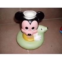 Mickey Mouse Para Tina De Baño