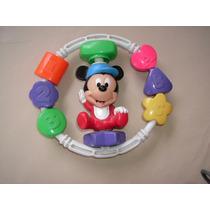 Mickey Mouse Lote De 2 Piezas