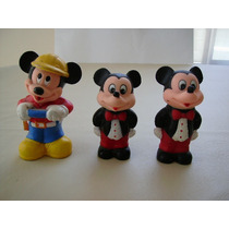 Mickey Mouse Lote De 3