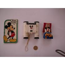 Mickey Mouse Lote De 6 Piezas